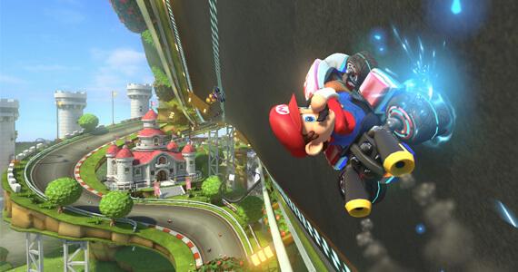 Mario Kart 8 Tracks