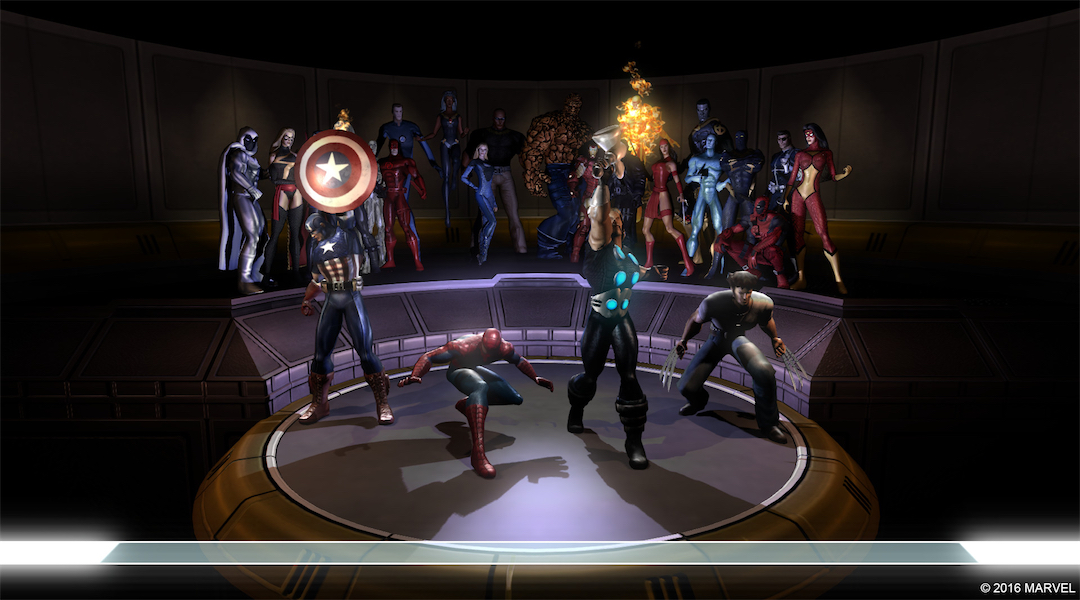 Marvel: Ultimate Alliance Re-Releases Get New Trailers