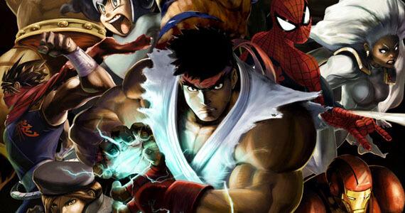 Marvel vs Capcom 3 Rage Quitters