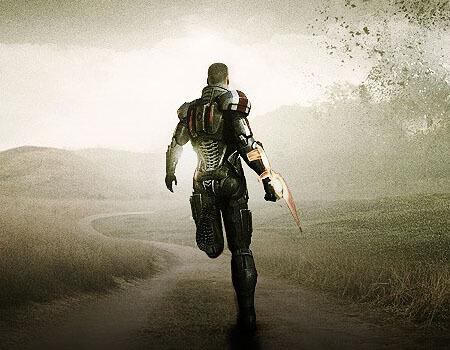 Mass Effect 3 Command Shepard