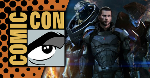 'Mass Effect 4' Will Be At Comic-Con