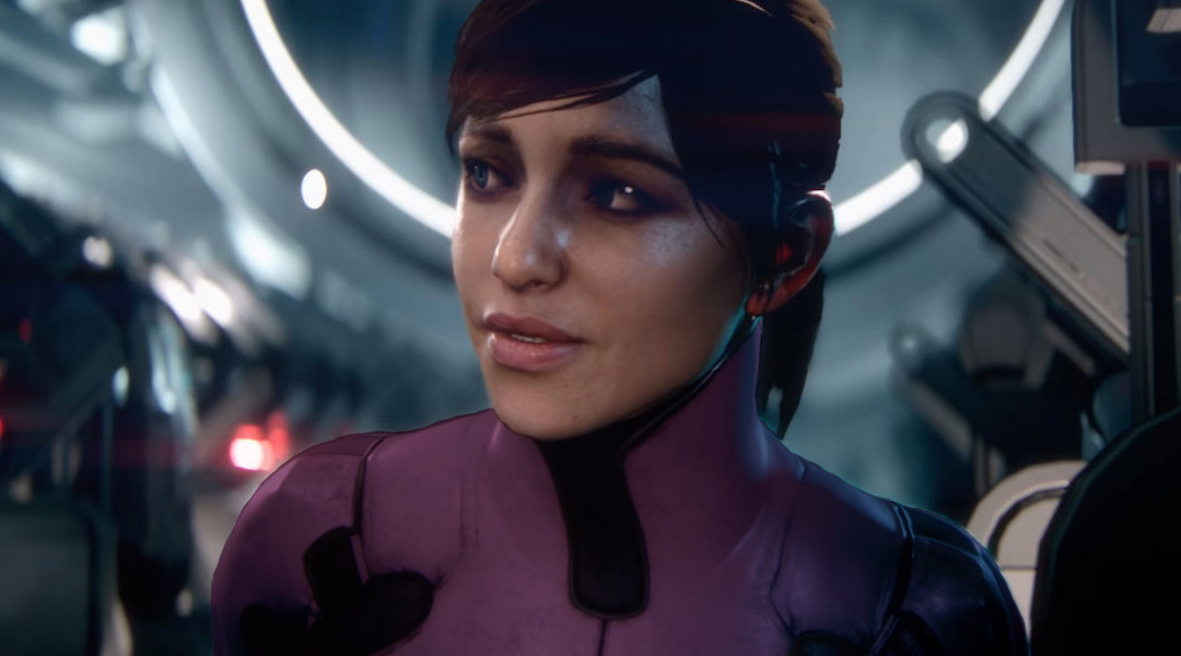 Mass Effect: Andromeda Lets Players Choose Armor Color