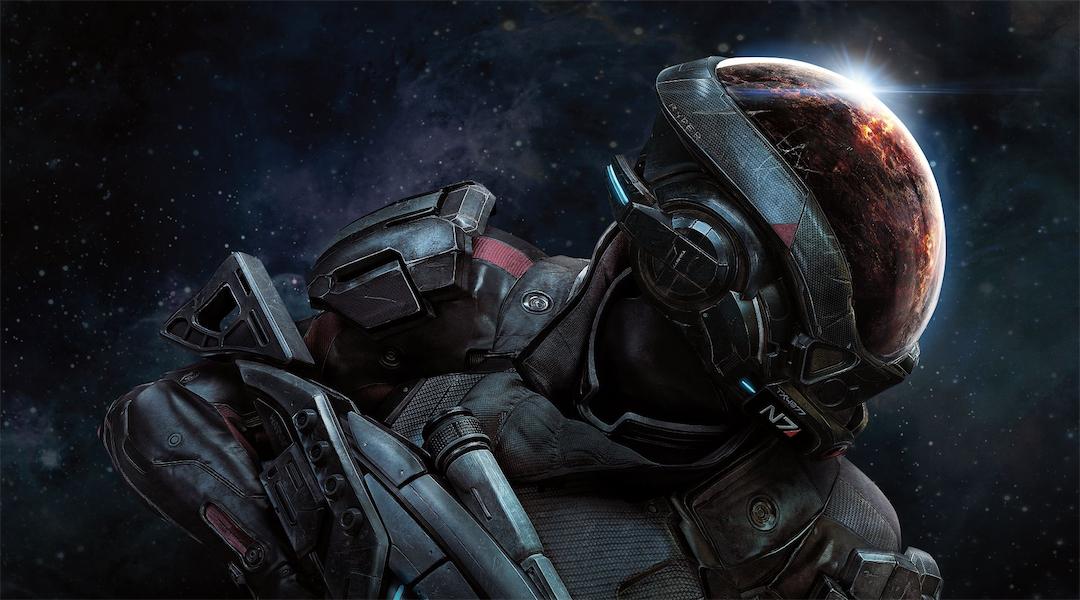 Mass Effect: Andromeda Screenshots Highlight Biotic Powers
