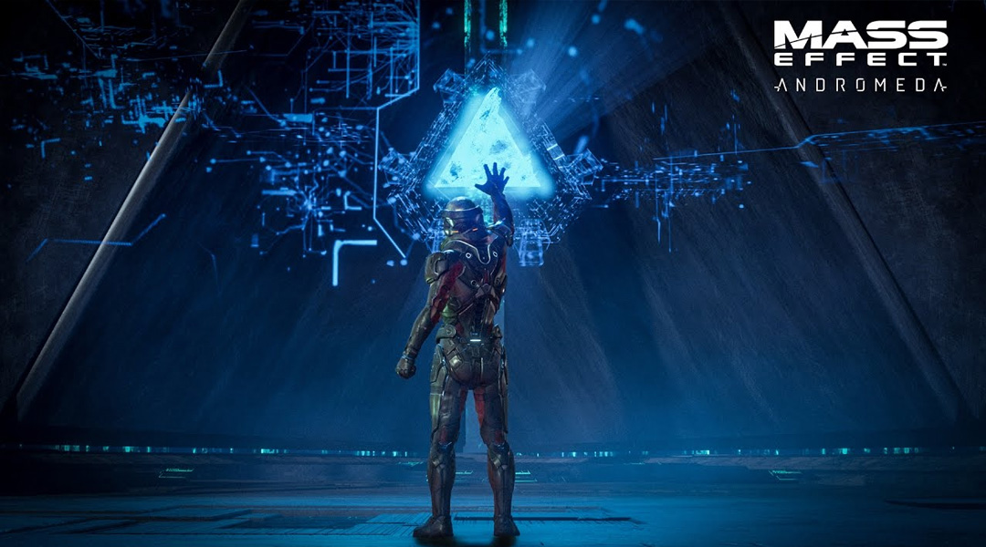 New Mass Effect Andromeda Cinematic Trailer Arrives For N7 Day