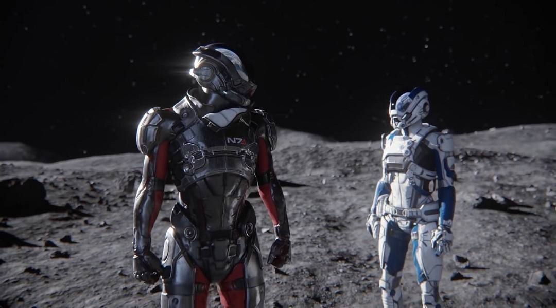 Mass Effect: Andromeda – Longer Gameplay Videos Coming