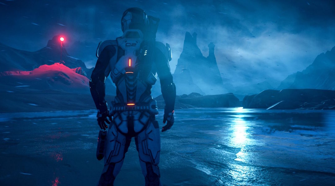 Mass Effect: Andromeda Gameplay Reveal Set for Next Month
