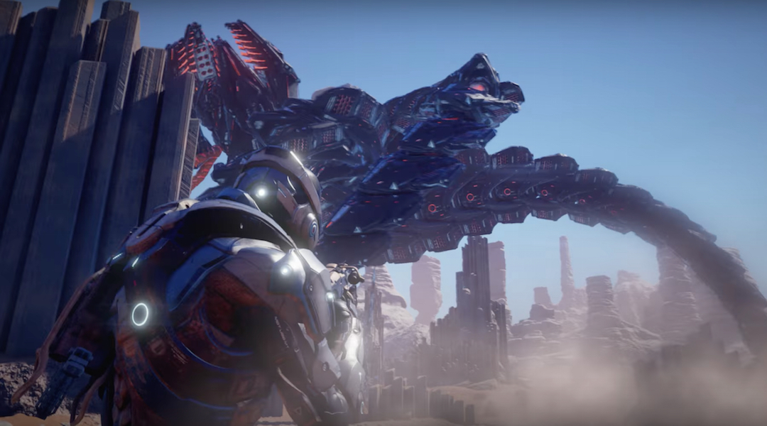 Mass Effect: Andromeda's Side Activities Look Bigger than Ever