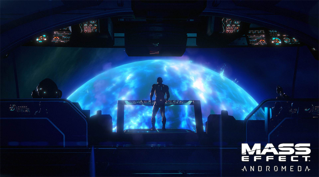 Mass Effect: Andromeda Multiplayer Connects to Campaign