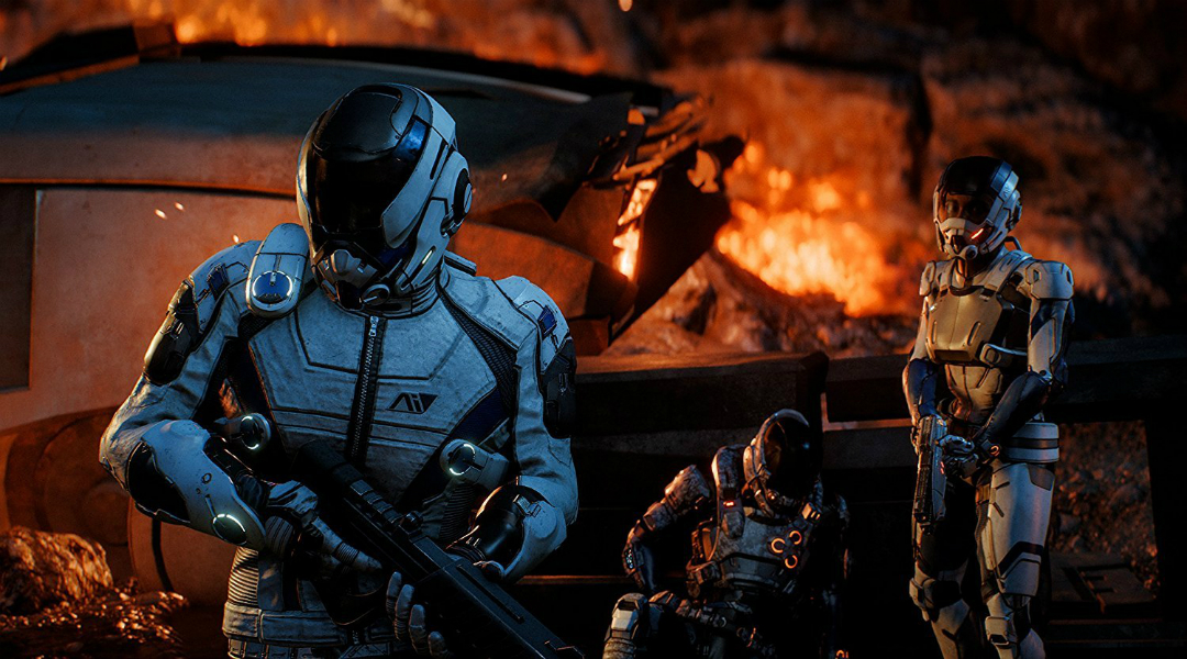 Why Mass Effect: Andromeda Ditches the Power Wheel