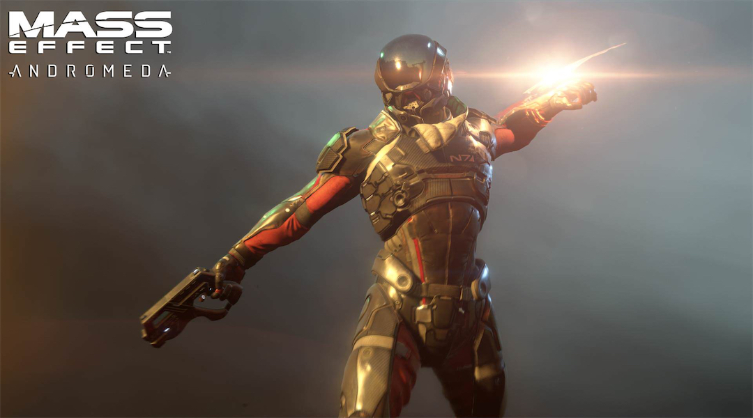Mass Effect: Andromeda Will Support HDR on All Platforms