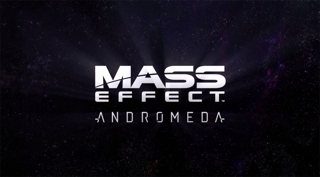 Mass Effect: Andromeda File Size Teased