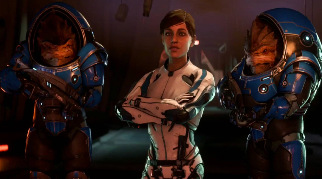 Mass Effect: Andromeda: BioWare GM Promises Facial Performance Improvements