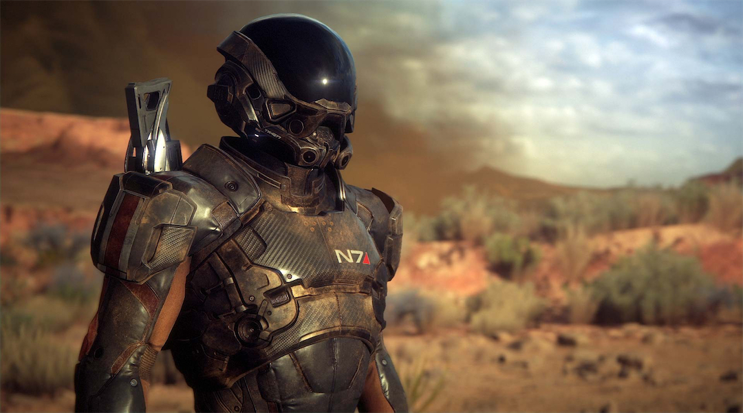 Mass Effect: Andromeda Producer Talks Nintendo Switch Port