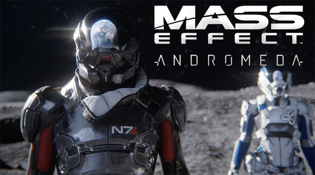 Mass Effect: Andromeda Day One Patch in the Works