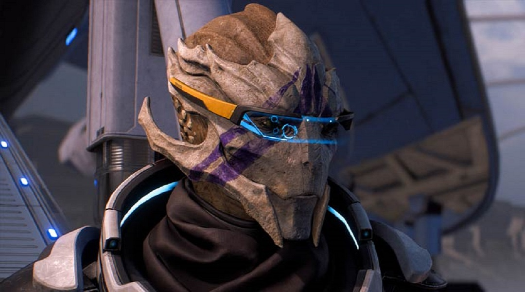 Mass Effect: Andromeda Adds Female Turian Companion