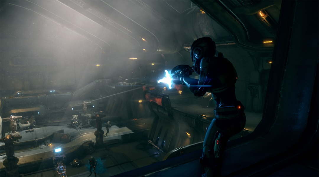 Mass Effect: Andromeda Teases New Weapons and Skills Trailer