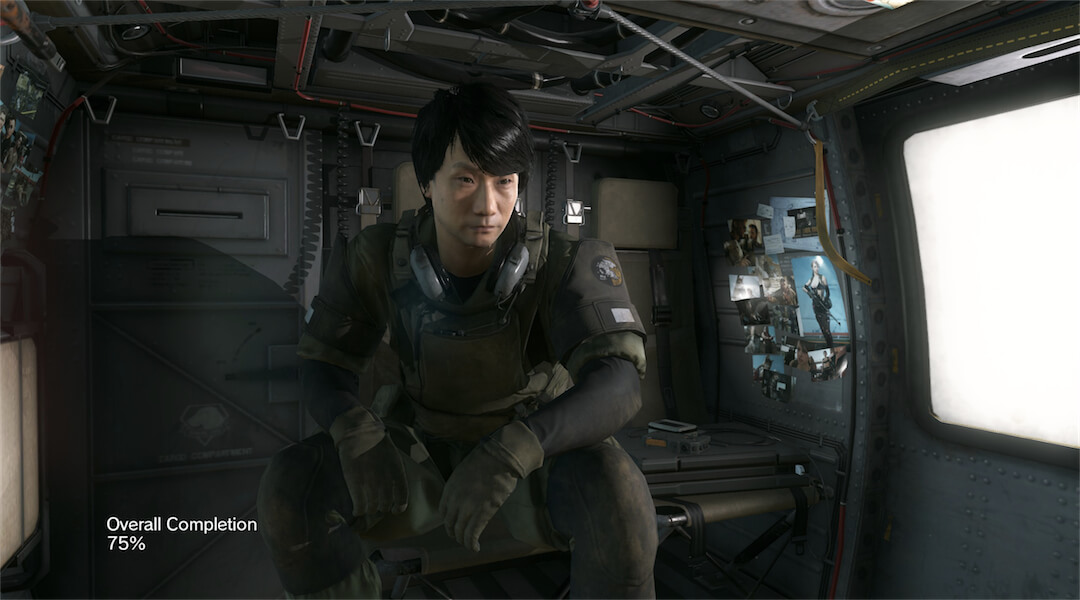 Keanu Reeves Mod Available in Metal Gear Solid V, Play As