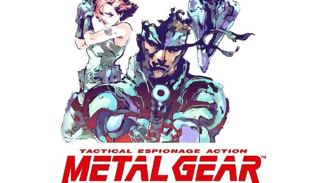 Metal Gear Solid Movie Still in Development, Says Director
