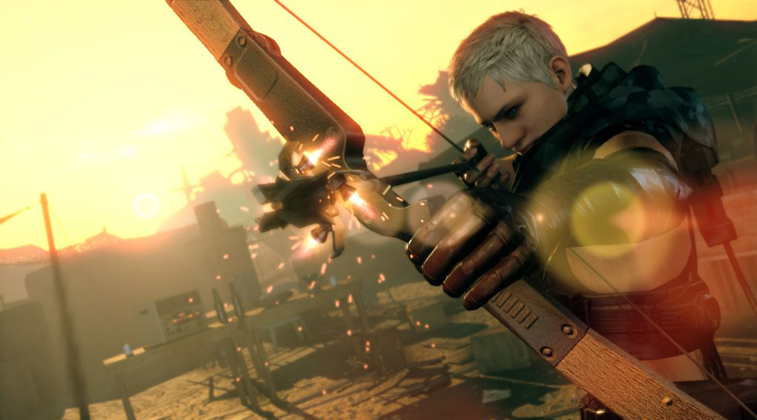 Metal Gear Survive Gameplay Demo Released