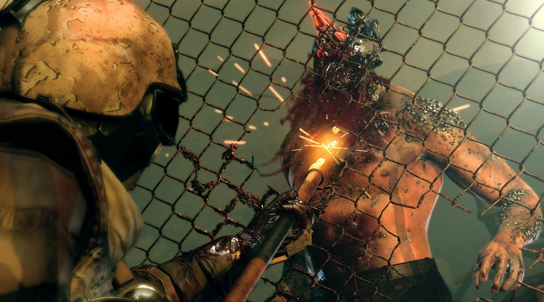 Metal Gear Survive is a Co-op Sequel to Ground Zeroes
