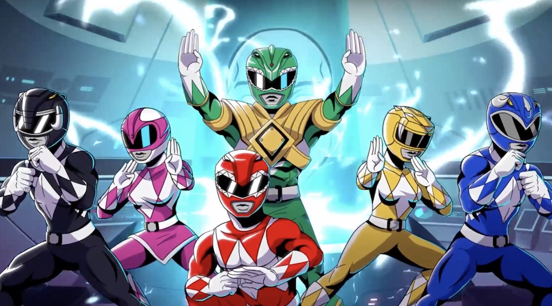 Mighty Morphin Power Rangers: Mega Battle Coming in 2017