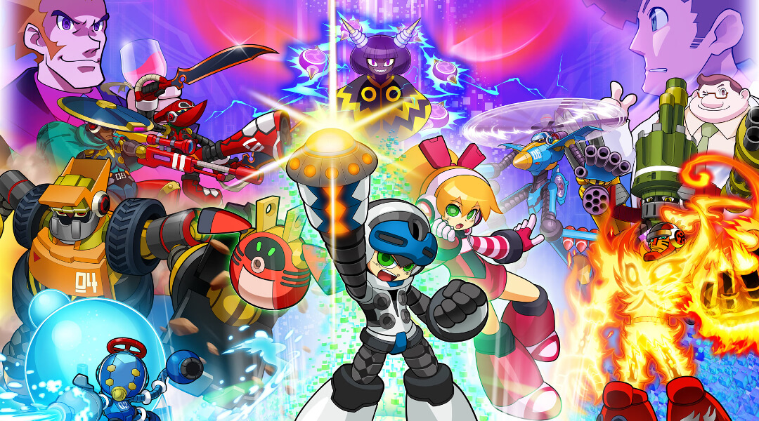 Mighty No. 9 Goes Gold, Launch Date Revealed