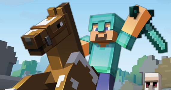 'Minecraft's 1.8 Update Took 300 Days, But It's Finally Here