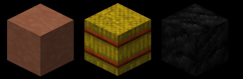Minecraft 1.6 Update Blocks