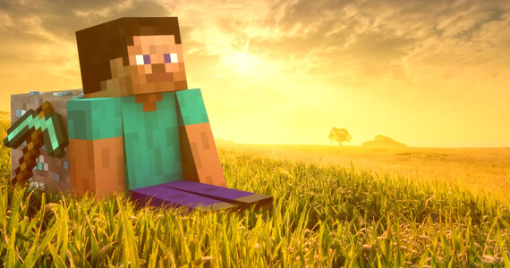 'Minecraft' Comes To PlayStation Family