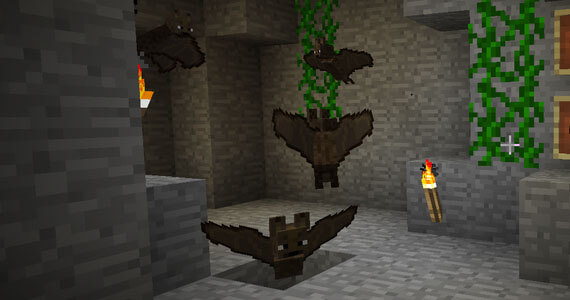Minecraft Gets Witches; 360 Gets Content