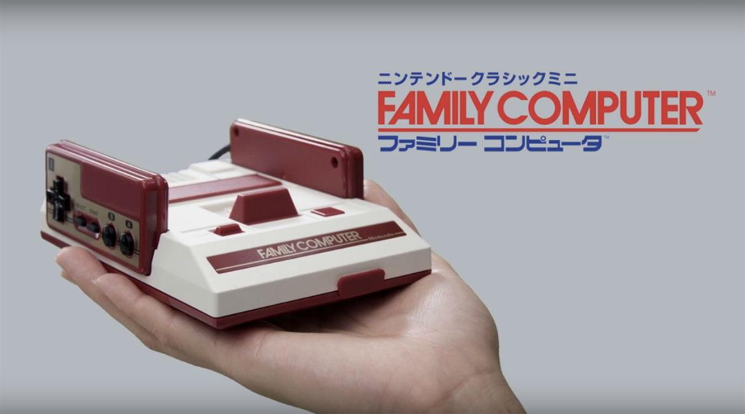 Japan is Getting A Nintendo Classic Mini