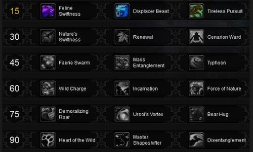 World of Warcraft: mop-talent-calculator
