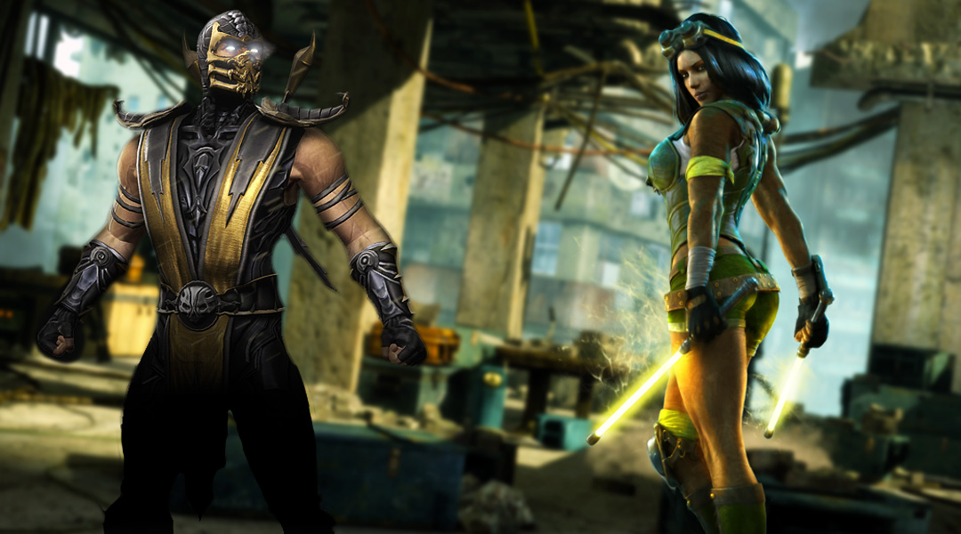 Killer Instinct / Mortal Kombat Crossover Would Be Xbox Exclusive, Says Boon