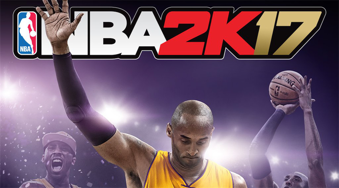 NBA 2K17 Takes Top Spot as September's Best-Selling Game