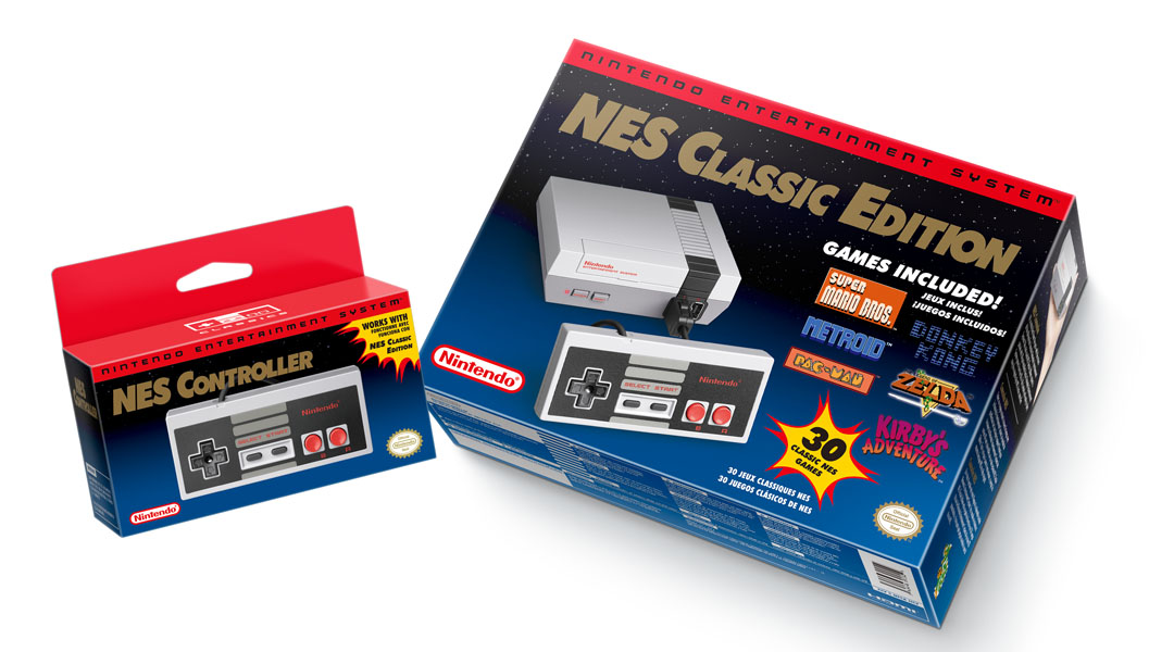Nintendo NES Classic Hits eBay with $1000 Price Tag