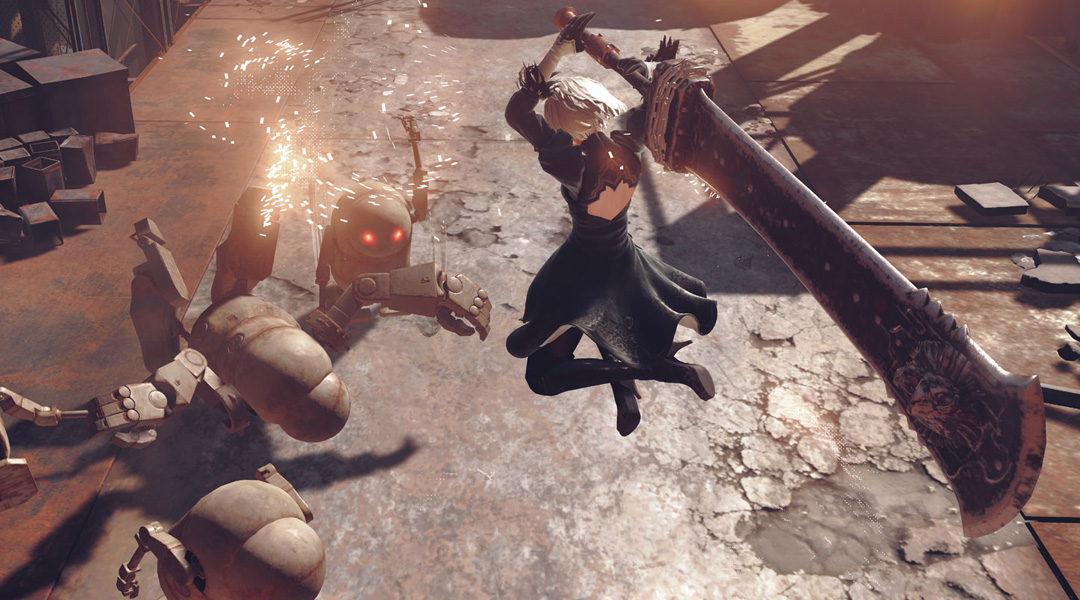 NieR: Automata May Come to Xbox One, Will Be Optimized for PS4 Pro