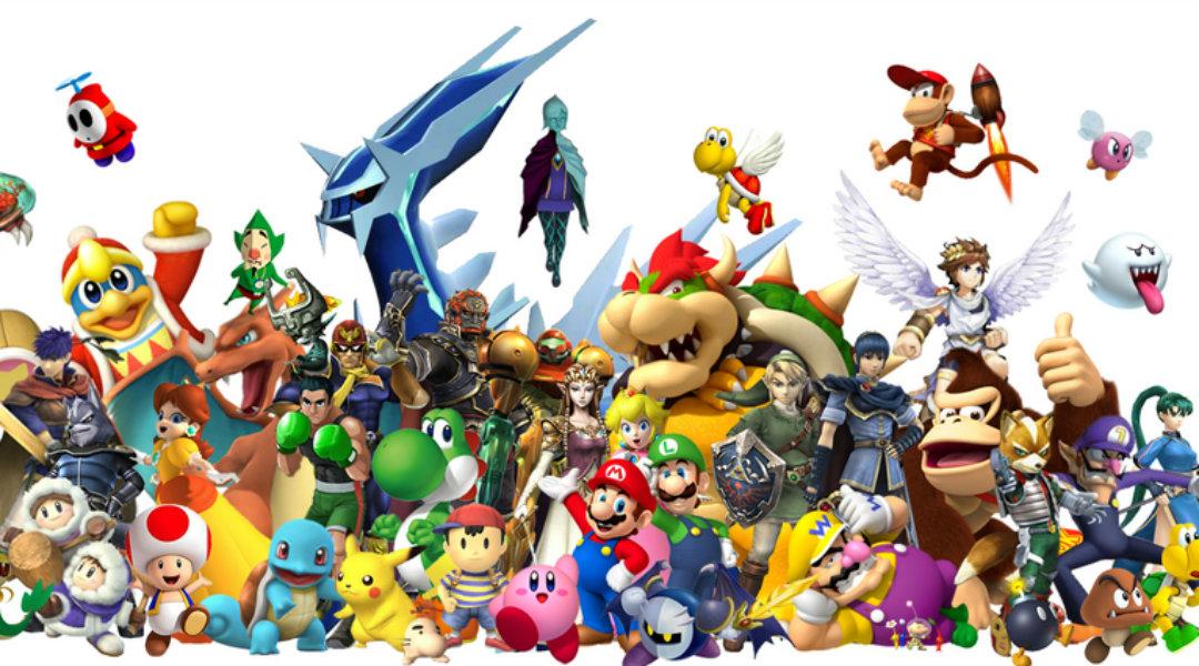 Nintendo Reveals Game Deals for Black Friday