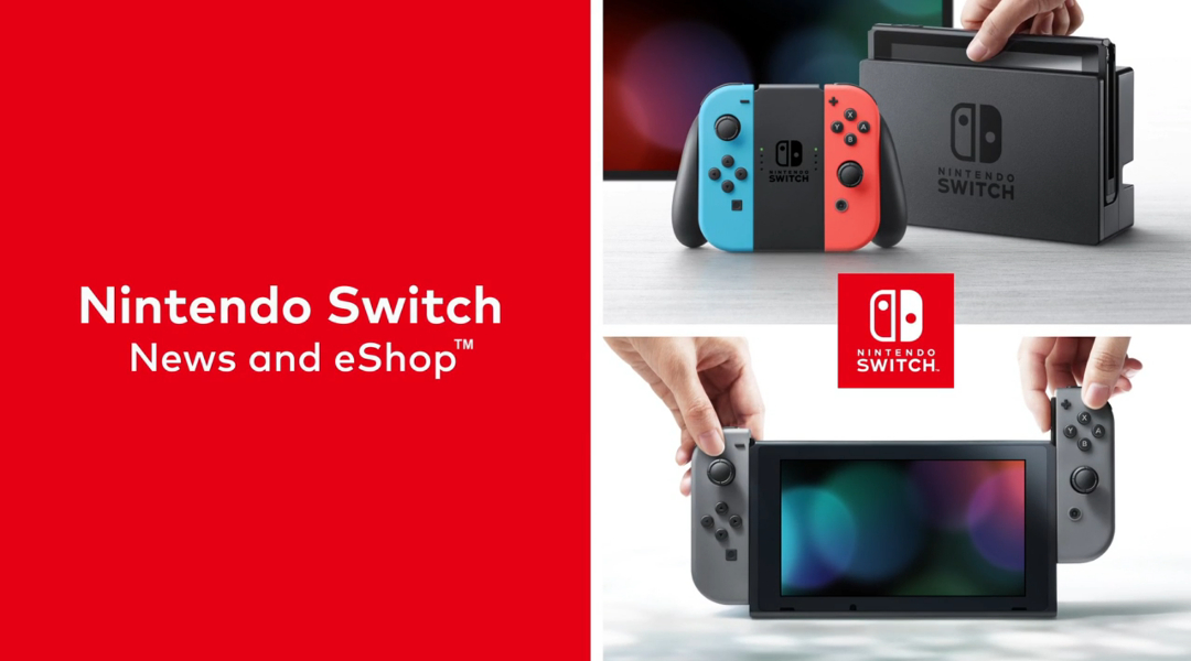 Nintendo Switch Releases eShop Video