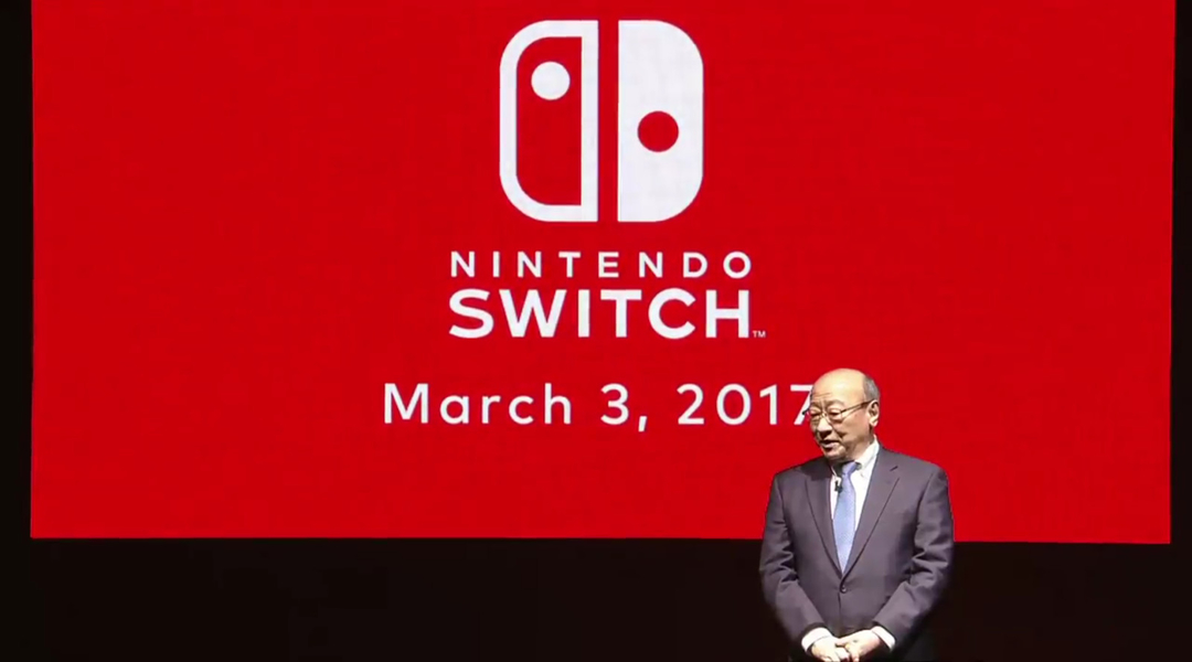Nintendo President Says Switch Online Service Will Be 'Key'