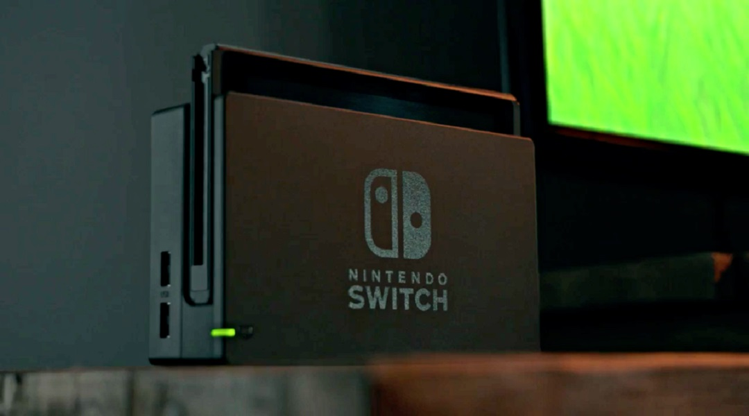 Nintendo Stocks Drop after Nintendo Switch Reveal
