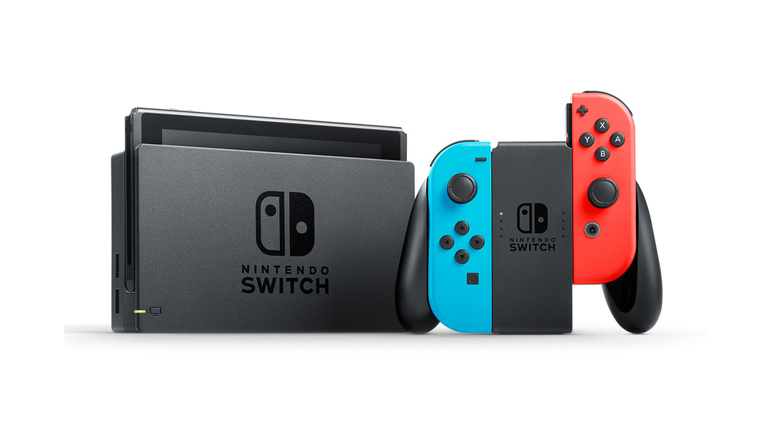 Nintendo Switch Consoles Will Be Available at Walmart