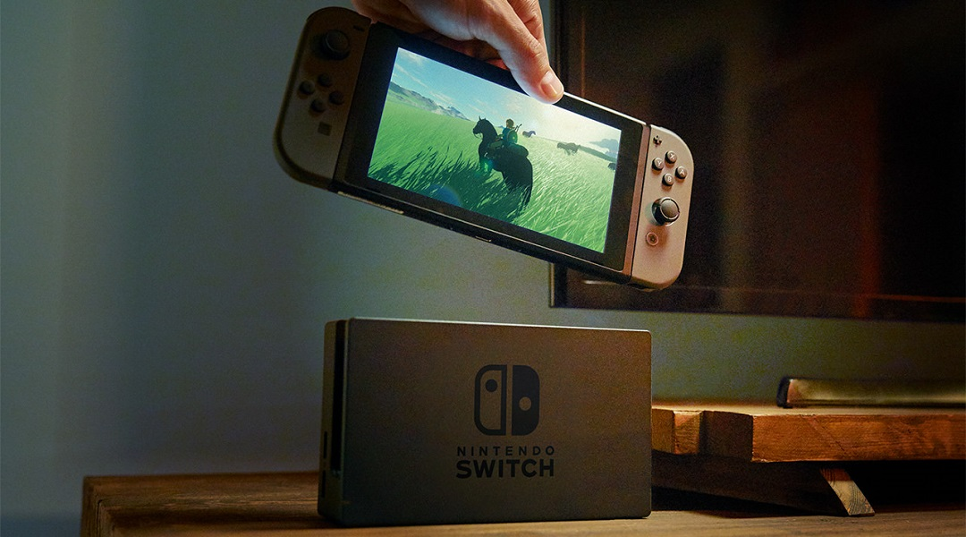 Nintendo Switch Save Games are Locked to the Console