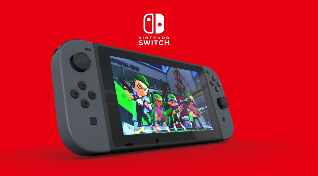 Hands-On: Nintendo Switch Is Some Intriguing Tech