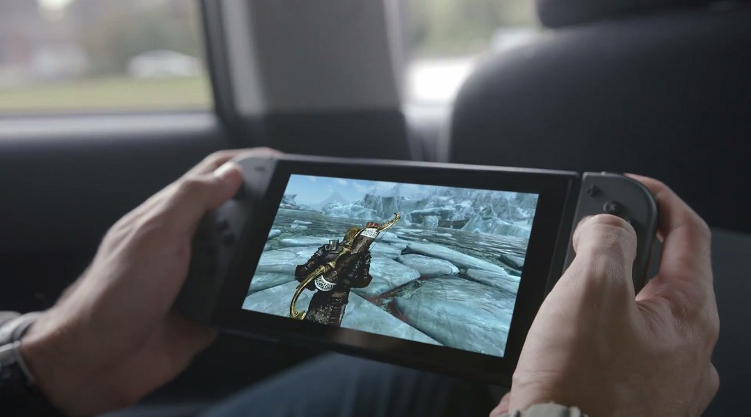 Nintendo Switch: Skyrim Not Necessarily Coming to New Console