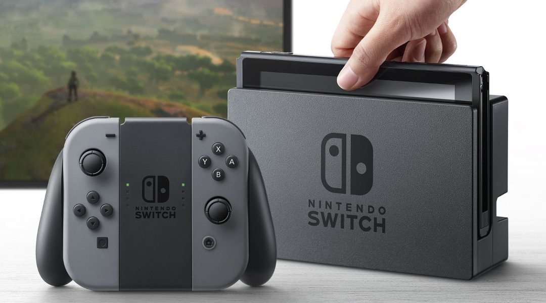 GameStop CEO Believes Nintendo Switch Could Be 'Game-Changer'