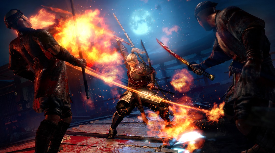 Nioh Saves Possibly Being Deleted After Making New Characters