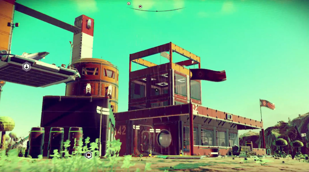 No Man's Sky Base Building Foundation Update Patch Notes Released