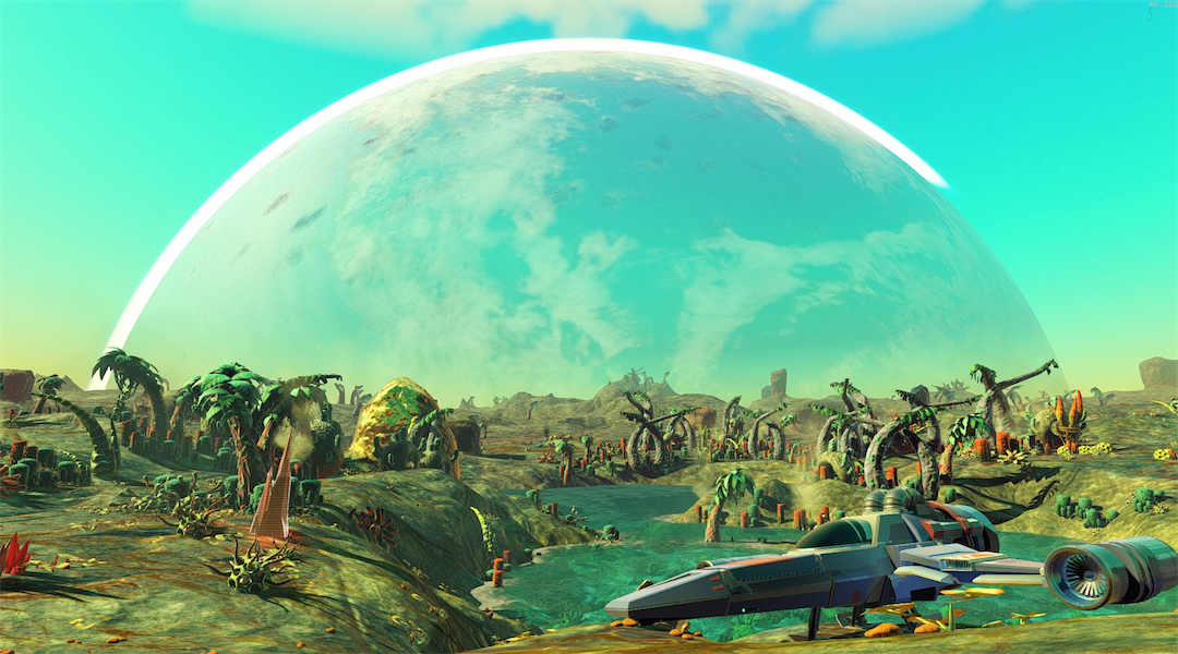 No Man's Sky Update Fixes Crashes, Helps Players Load Corrupted Save Files