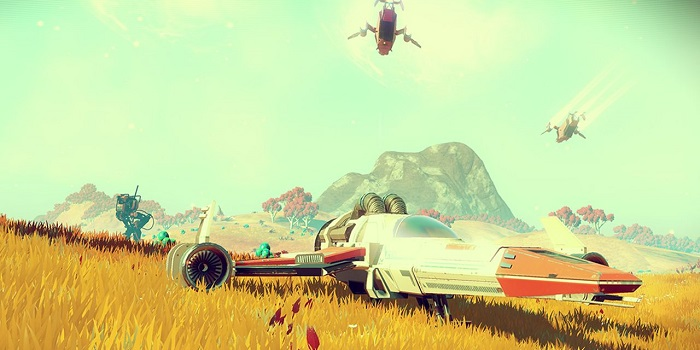 No Man's Sky Subreddit Shut Down for Being a 'Hate Filled Wastehole'