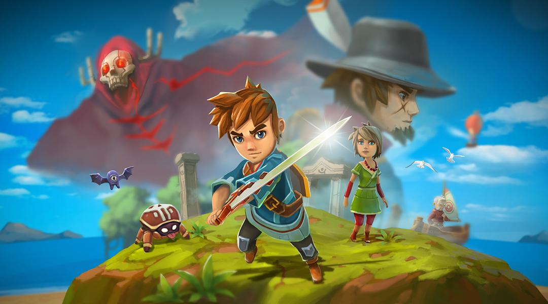 Zelda Clone Oceanhorn Sells Over 1 Million Copies, Coming to 'A Nintendo Console'